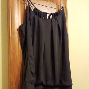 Maurices mixed media tank top